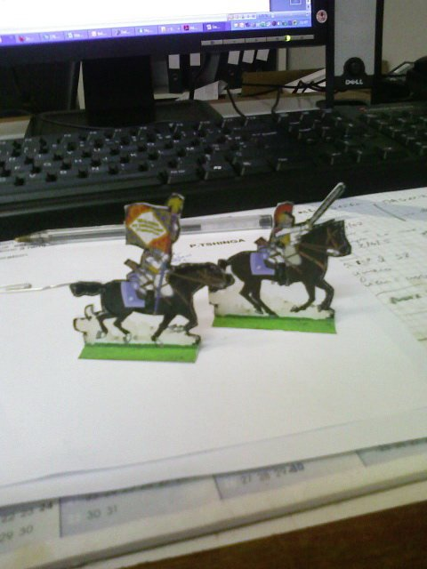 1er régiment de carabinier. 1812